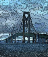 Mackinaw Bridge Fine-Art Print
