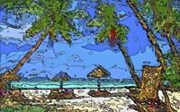 Tropic Getaway Fine-Art Print
