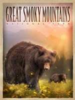 Smokey Mountain Bears Fine-Art Print