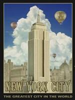 New York Day Fine-Art Print