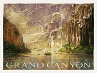 Grand Canyon Colorado River Fine-Art Print