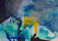 Persian Cats Fine-Art Print