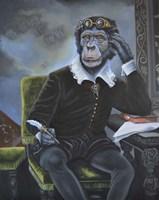 Master William Shakespeare Fine-Art Print