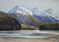 Dart River Valley, Paradise Fine-Art Print