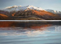 Lake Wanaka, Glendu Bay Fine-Art Print