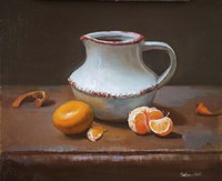 Still Life with Mandarins Fine-Art Print