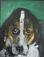Conan Dog Fine-Art Print