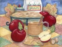 Autumn Apples Fine-Art Print