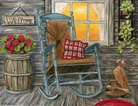 Front Porch Fine-Art Print