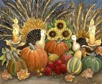 Thanksgiving Glow Fine-Art Print