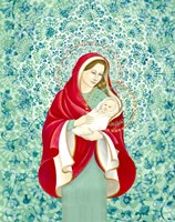 Our Lady and Jesus Fine-Art Print
