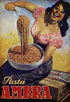 Pasta Ambra Fine-Art Print