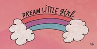 Dream Little Girl Fine-Art Print
