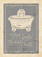 Bubble Bath Fine-Art Print