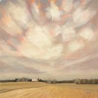 Wintry Field Fine-Art Print