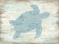 Ocean Turtle Fine-Art Print