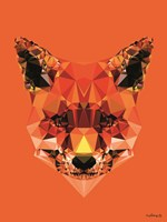 Geometric Fox Fine-Art Print