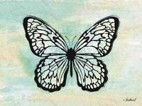 Vintage Butterfly Fine-Art Print