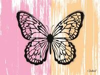 Happy Butterfly Fine-Art Print