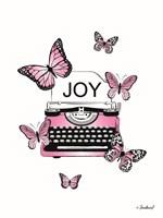 Joyful Typewriter Fine-Art Print