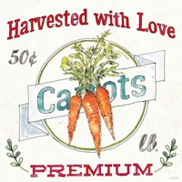 Veggie Market V Fine-Art Print