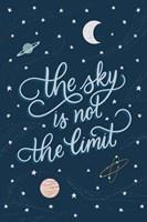 Sky is not the limit Fine-Art Print