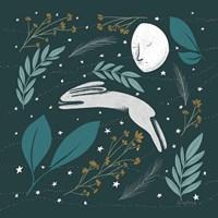 Sweet Dreams Bunny VI Fine-Art Print