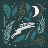 Sweet Dreams Bunny V Fine-Art Print