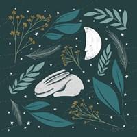 Sweet Dreams Bunny IV Fine-Art Print