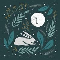 Sweet Dreams Bunny III Fine-Art Print