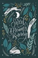 Sweet Dreams Bunny II Fine-Art Print