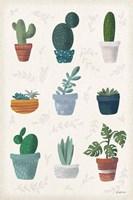 Greenhouse I Fine-Art Print