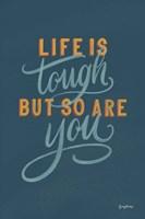 Life is Tough Fine-Art Print