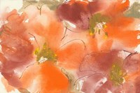 Tribal Lilies I Fine-Art Print
