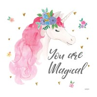 Magical Friends III You are Magical Fine-Art Print