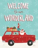 Holiday Travelers IV Wonderland Fine-Art Print