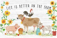 Farm Market I Fine-Art Print