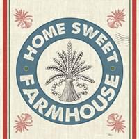 Sweet Farmhouse I No 100 Fine-Art Print