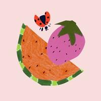 Strawberry Fields II Fine-Art Print