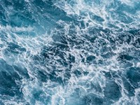 Turbulent Tasman Sea IV Fine-Art Print