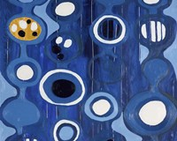 Big Blue I Fine-Art Print