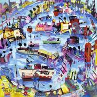 Funlands III Fine-Art Print