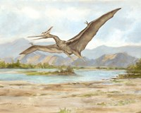 Dinosaur Illustration VI Fine-Art Print