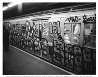 Take the E-Train Fine-Art Print