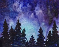 Night Sky III Fine-Art Print