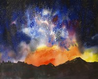 Night Sky VI Fine-Art Print