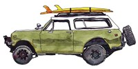 Surf Car II Fine-Art Print