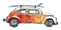 Surf Car V Fine-Art Print