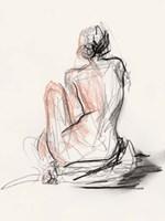Figure Gesture II Fine-Art Print