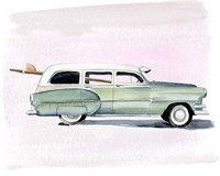Surf Wagon III Fine-Art Print